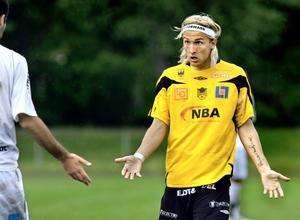 Niklas Klingberg spelar snart i Degerfors.