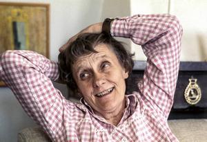 Astrid Lindgren har skrivit boken