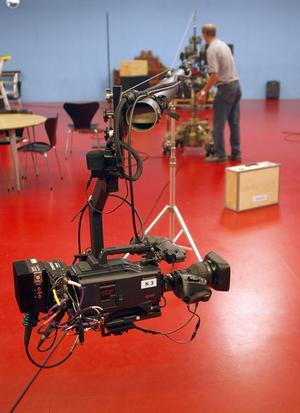 Antikrundan filmas i HD-format för tredje året.