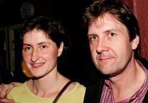 Sibylle Menzel-Kühne och Mikael Kühne har fått eget släktvapen. Det tog ett och et halvt år för ansökan att gå igenom.
