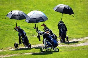 Golfveckan på Hussborg lockar lika många egna medlemmar som tidigare.