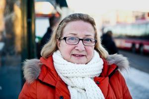 Ska fyrverkerier förbjudas?– Ja. Med tanke på de som är rädda och på djuren. De skjuter varje dag mitt i Brunnsängs centrum, säger Barbara Zmoda, 59, sjukpensionär, Brunnsäng.