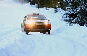 Johan Rudengren, Eskilstuna, körde mycket bra och slutade på en total femteplats.
