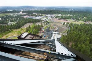 Köpen av byggledningstjänster inför skid-VM från konsultföretaget Vectura misstänks ha brutit mot lagen. Trots det utreddes de inte.