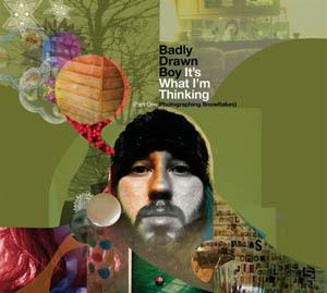 Badly Drawn Boy belönas med en 3:a.