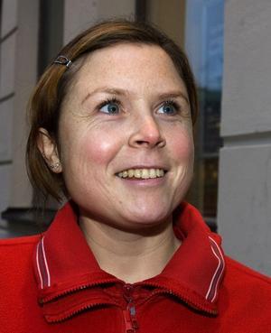 Linda Nyh, 33 år, chaufför, Timrå:Det finns många bra, men jag säger Vikingarna. Men jag gillar också Scotts.