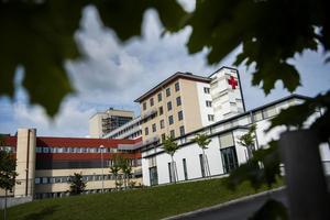 Örnsköldsviks sjukhus./Arkivbild