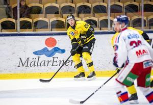 Lukas Zetterberg, VIK Hockey