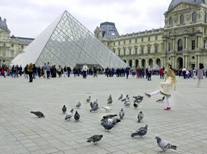Gratis på Louvren. Nu blir museet gratis för alla EU-medborgare under 26 år.