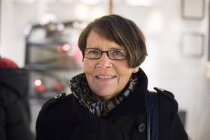 Britta Alexandersson, Härnösand:– Jan Eliasson. Han har arbetat mycket med mänskliga rättigheter och inom FN, så han förtjänar det.