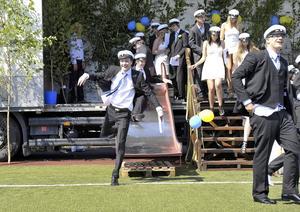 Utspring från Wenströmskas idrottsplan.
