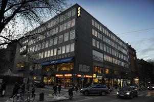 ABF-huset på Sveavägen.