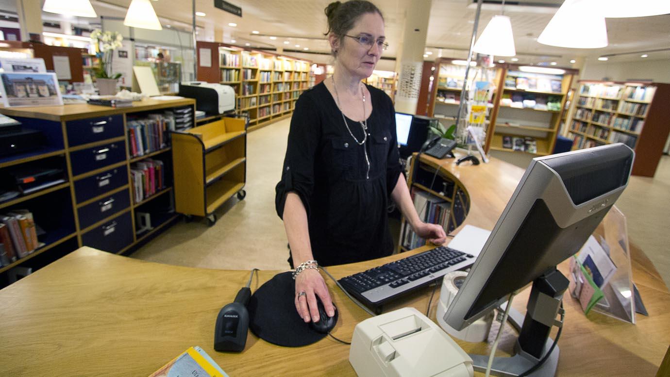 Dyrare e bocker kan drabba bibliotek
