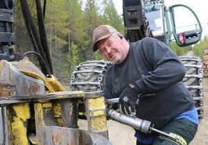 Ragnar Engström har företaget tillsammans med sonen Urban.