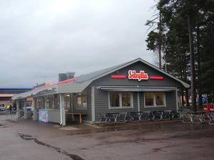 Ägarna till Sibylla i Rättvik vill köpa allmän mark av kommunen. Foto: Christer Fäldt