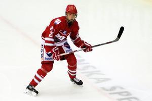 Elias Pettersson var tillbaka i Timrås uppställning.