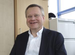 Gunnar Jönsson, Fiskarhedenvillan, är glad idag.