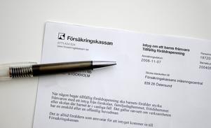 Lekande lätt att lämna in ansökan om tillfällig föräldrarpenning till Försäkringskassan - om du har surfplatta eller en smartphone.