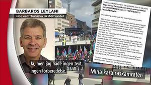 Ur TV4Nyheterna samt hämtat från Facebook.