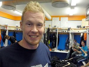 Ville Aaltonen ser fram emot att möta Villa i fräna Sparbanken Arena i Lidköping.