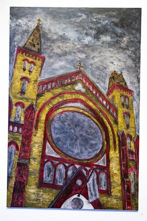 Kyrkogatan 32 av Peter Endahl.