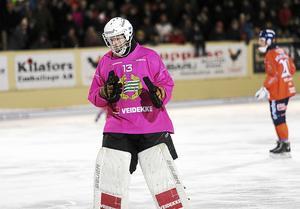Patrik Hedberg – stabil sista utpost med ett år kvar på kontraktet med Hammarby.