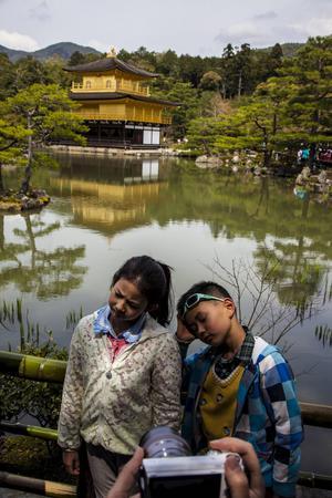 Kyotos Gyllene pagod intresserar inte alla.
