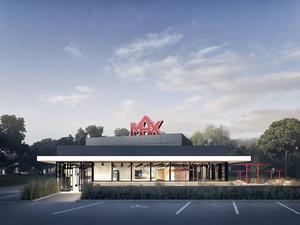 Nästa sommar öppnar Max sin tredje restaurang i Gävle.