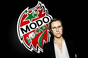 Charlotte Gustavsson lämnar Modo Hockey efter säsongen.