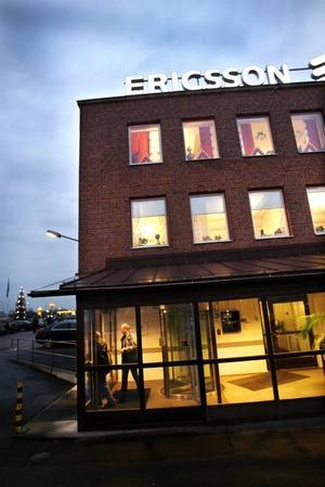 MER ARBETE. Stängningen av Ericssons fabrik ökade trycket på Trygghetsrådet under 2010.