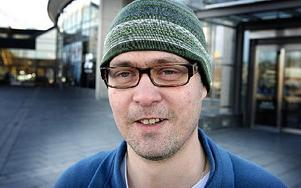 Claes Malmberg, 36 år, Borlänge: – Jag har haft hela paketet med hosta, feber och rinnande näsa. Tillsammans med barnen Ragnar och Halvar har vi samtliga drabbats.