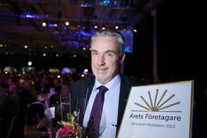 Jämtland behöver fler som industrimannen Nils Åke Hallström – årets företagare i Sverige.