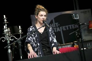 Anna Ihlis är aktuell med sitt tredje album.