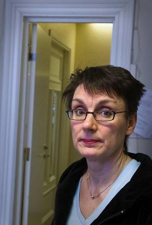 Yvonne Jakobsson (s) tycker att förslaget om att införa vårdnadsbirag är mossigt.