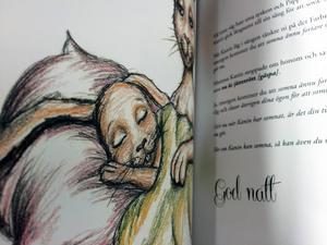 Det ser ut som en sagobok. Men det är en psykologisk metod att få barn att somna genom att påverka deras undermedvetna. Ur bestsellern