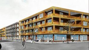 Klart 2017. Örebro kommun har gett startbesked för Purjolöken i Sörbyängen, kvarteret som ligger närmast City.