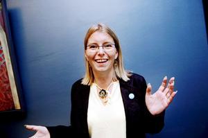 Elisabeth Unell. FOTO: VLT/ARKIV