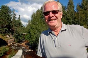 Kassör i Sollerö Gemensamhetsskogs Samfällighetsförening, Lars Collin.