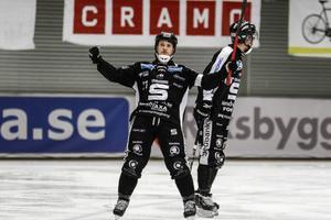 Christoffer Edlund är tillbaka som lagkapten i SAIK, och det började med en tredjeplats i Svenska cupen.