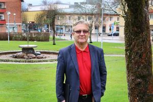 Ola Wahlsten (S), ordförande i NVU, är en av fem politiker som ingår i en rekryteringskommitté. Tillsammans med Ranstad har de hand om rekryteringen av den nya förbundschefen. De andra politikerna är Henning Bask (S), vice ordförande, Staffan Strid (M), andre vice ordförande, Åsa-Märta Sjöström (S) och Jan Johansson (M). Arkivbild.