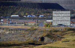 Utmaningar och möljligheter. Skribenterna befarar att jobb inom gruvnäringen går förlorade utan satsningar på forskning och infrastruktur. Foto: Henrik Montgomery/Scanpix