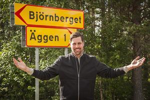 Niklas kom tillbaka för att sätta Sveg och Härjedalen på kartan tillsammans med andra entusiaster och bygga ett varumärke som destinationschef för Destination Sveg.
