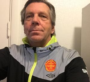 Roland Bärtilsson, ny tränare i Syrianska IF.
