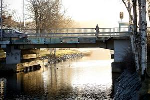 Nu går buss 201 via Västra kanalbron igen.