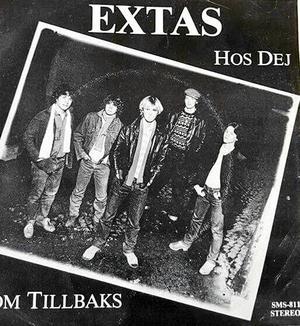 1981 gav Extas ut en vinylsingel där låten