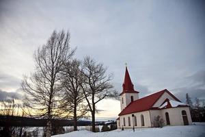 Myssjö kyrka. Foto: Stefan Nolervik
