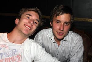 Silk. Fredrik och Mattias