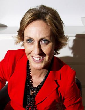 Ulrika Westin, 45 år, Hotelldirektör på Quality hotell, Sundsvall.