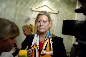Catharina Elmsäter-Svärd, som var infrastrukturminister mellan 2010 – 2014, blir vd inom byggbranschen.