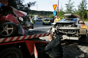 Det var i september 2008 den våldsamma olyckan ägde rum.